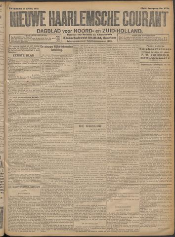 Nieuwe Haarlemsche Courant 1915-04-17