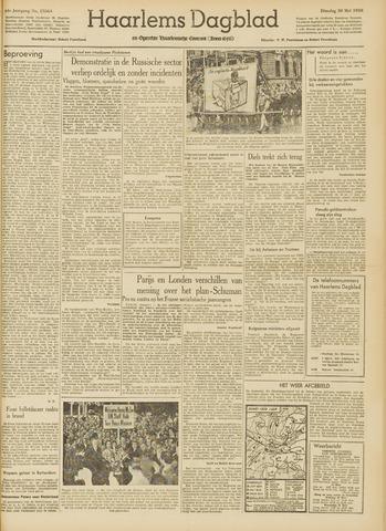 Haarlem's Dagblad 1950-05-30