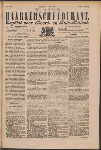 Nieuwe Haarlemsche Courant 1898-05-11