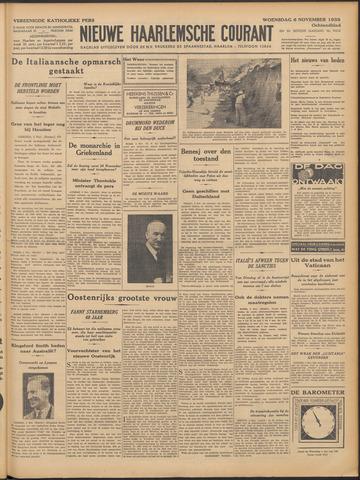 Nieuwe Haarlemsche Courant 1935-11-06