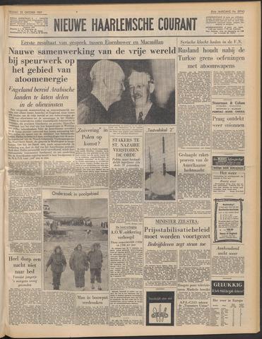 Nieuwe Haarlemsche Courant 1957-10-25