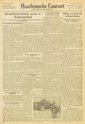 Haarlemsche Courant 1943-01-09
