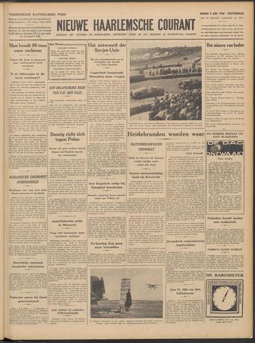 Nieuwe Haarlemsche Courant 1939-06-04