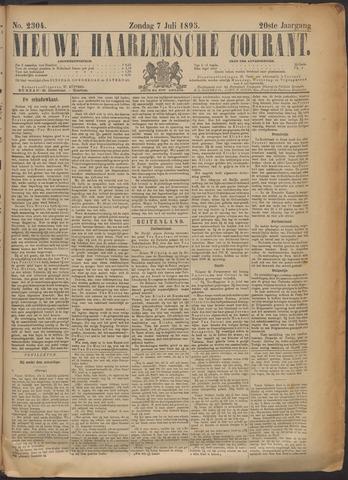 Nieuwe Haarlemsche Courant 1895-07-07