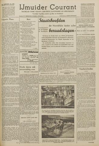 IJmuider Courant 1939-10-14