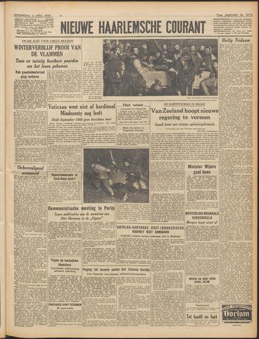 Nieuwe Haarlemsche Courant 1950-04-06