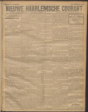 Nieuwe Haarlemsche Courant 1919-10-16
