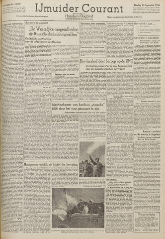 IJmuider Courant 1948-09-14
