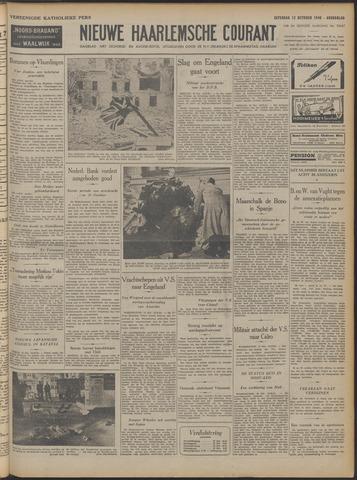 Nieuwe Haarlemsche Courant 1940-10-12