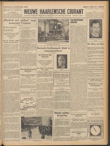 Nieuwe Haarlemsche Courant 1937-01-18