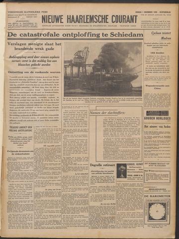 Nieuwe Haarlemsche Courant 1936-11-01