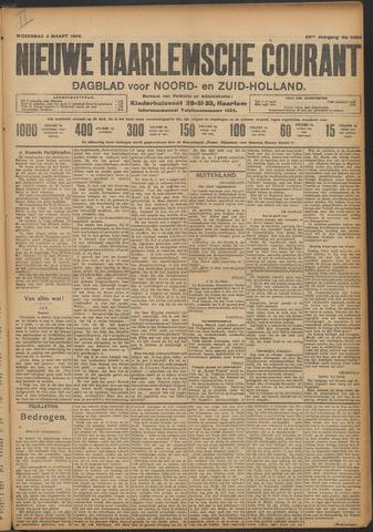 Nieuwe Haarlemsche Courant 1909-03-03