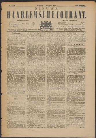 Nieuwe Haarlemsche Courant 1894-12-12