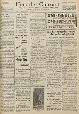 IJmuider Courant 1939-11-23