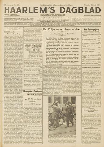 Haarlem's Dagblad 1935-07-31