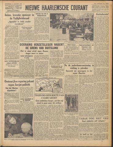 Nieuwe Haarlemsche Courant 1947-10-02