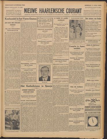 Nieuwe Haarlemsche Courant 1933-07-11