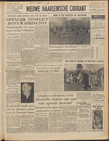 Nieuwe Haarlemsche Courant 1962-05-09