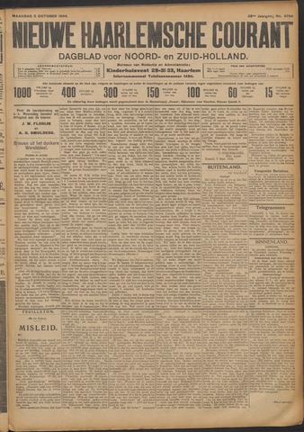 Nieuwe Haarlemsche Courant 1908-10-05