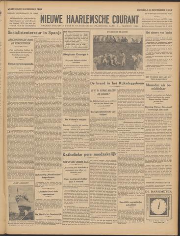 Nieuwe Haarlemsche Courant 1933-12-05