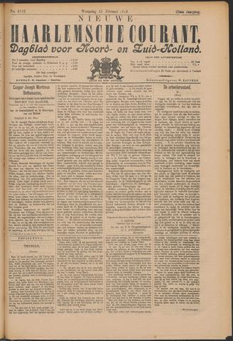 Nieuwe Haarlemsche Courant 1899-02-15