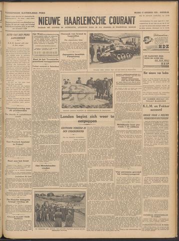 Nieuwe Haarlemsche Courant 1939-11-17