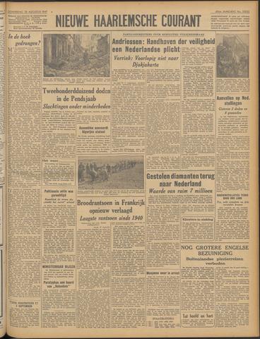 Nieuwe Haarlemsche Courant 1947-08-28