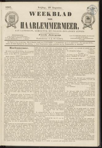 Weekblad van Haarlemmermeer 1863-08-28