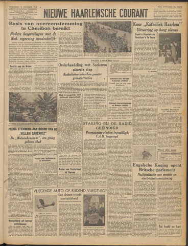 Nieuwe Haarlemsche Courant 1946-11-13
