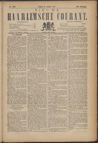 Nieuwe Haarlemsche Courant 1890-01-31