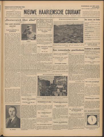 Nieuwe Haarlemsche Courant 1934-05-23