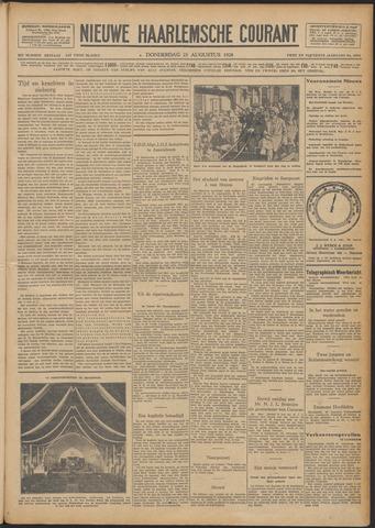 Nieuwe Haarlemsche Courant 1928-08-23