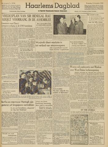 Haarlem's Dagblad 1950-12-13