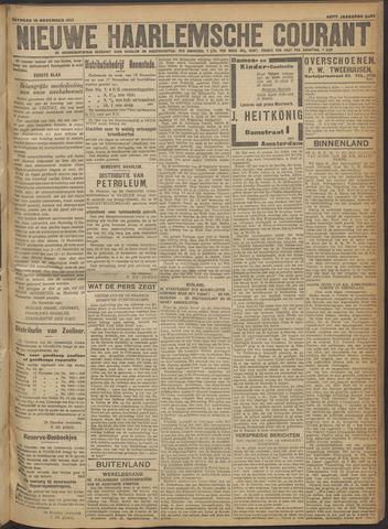 Nieuwe Haarlemsche Courant 1917-11-10