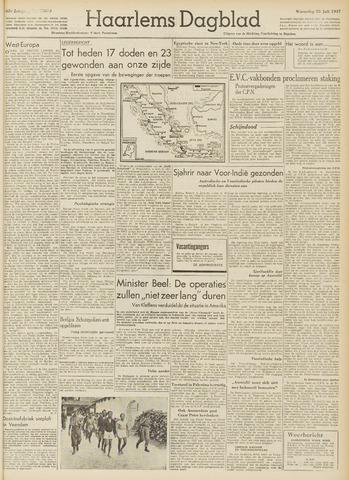 Haarlem's Dagblad 1947-07-23