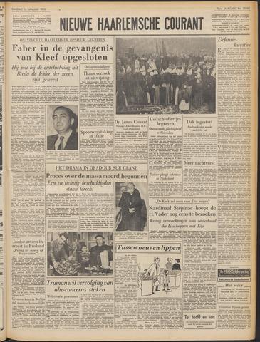 Nieuwe Haarlemsche Courant 1953-01-13