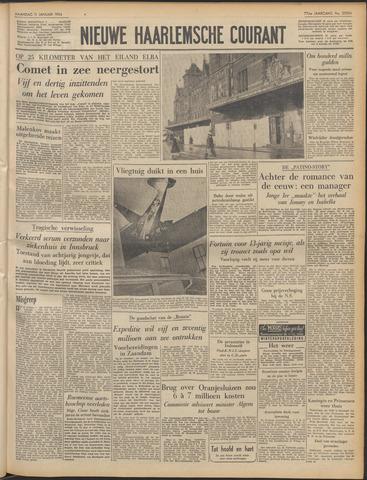 Nieuwe Haarlemsche Courant 1954-01-11