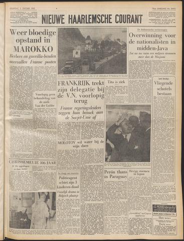 Nieuwe Haarlemsche Courant 1955-10-03