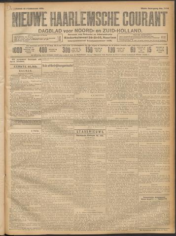 Nieuwe Haarlemsche Courant 1912-02-12