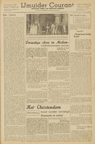 IJmuider Courant 1945-12-18