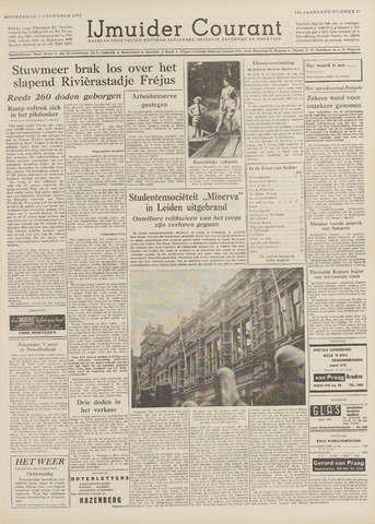 IJmuider Courant 1959-12-03