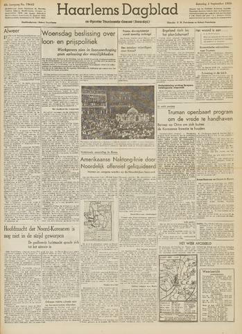 Haarlem's Dagblad 1950-09-02