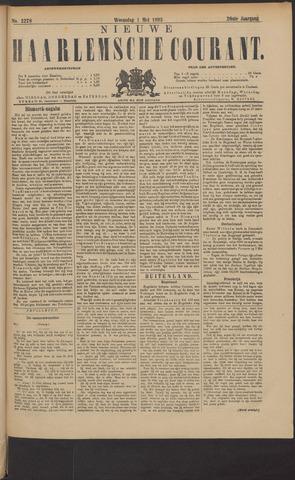 Nieuwe Haarlemsche Courant 1895-05-01