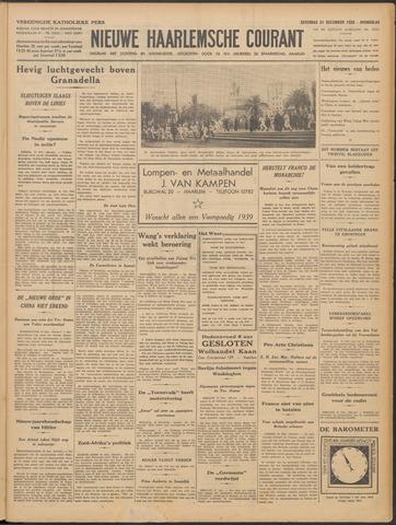 Nieuwe Haarlemsche Courant 1938-12-31