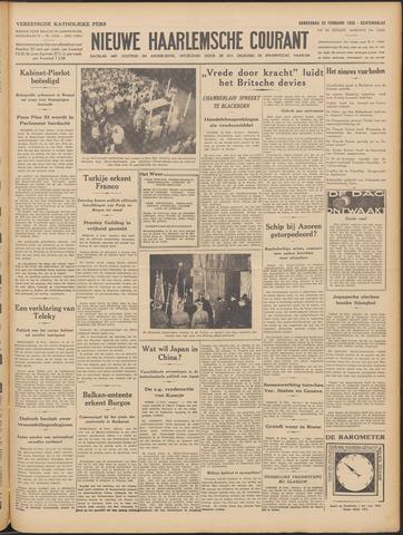 Nieuwe Haarlemsche Courant 1939-02-23