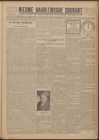 Nieuwe Haarlemsche Courant 1925-10-15