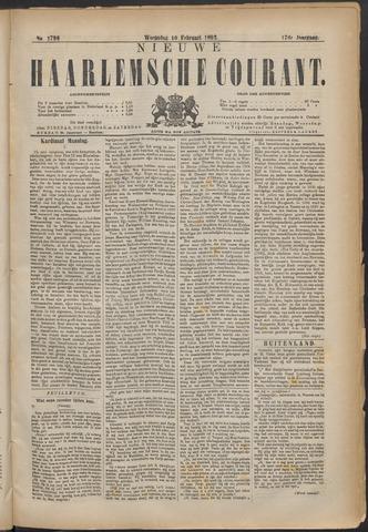 Nieuwe Haarlemsche Courant 1892-02-10