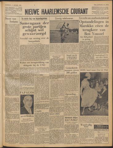 Nieuwe Haarlemsche Courant 1955-10-05