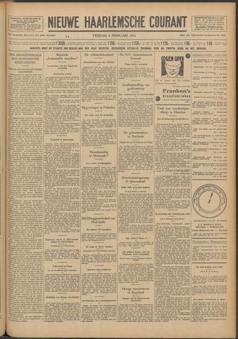 Nieuwe Haarlemsche Courant 1931-02-06