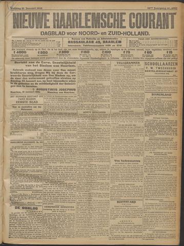 Nieuwe Haarlemsche Courant 1916-01-21